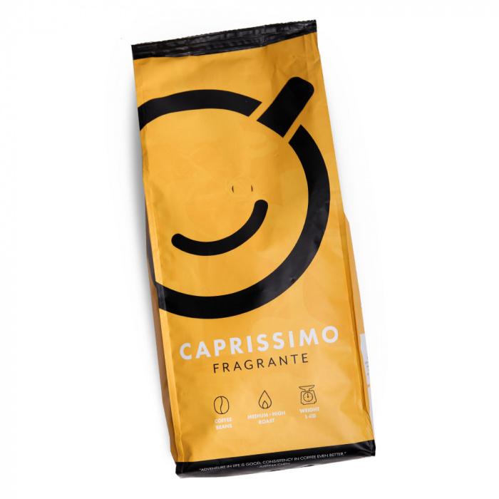 """Kavos Draugo pupelės """"Caprissimo Fragrante"""", 8 kg"""