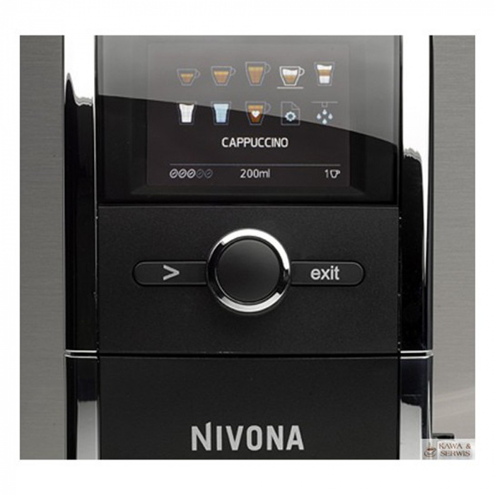 "Kohvimasin Nivona ""CafeRomatica 858"""