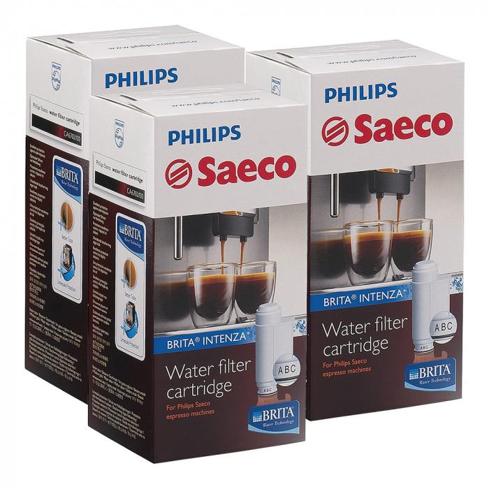 "Vandens filtrai Philips Saeco ""Brita Intenza+"" (3 vnt.)"