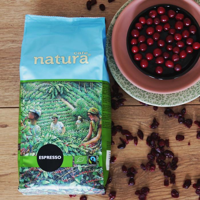 """Coffee beans Cafe Natura """"Espresso"""", 1kg."""