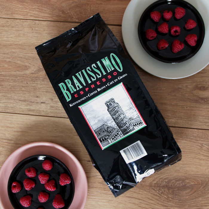 "Kahvipavut Bravissimo ""SUPERIORE"", 1 kg"