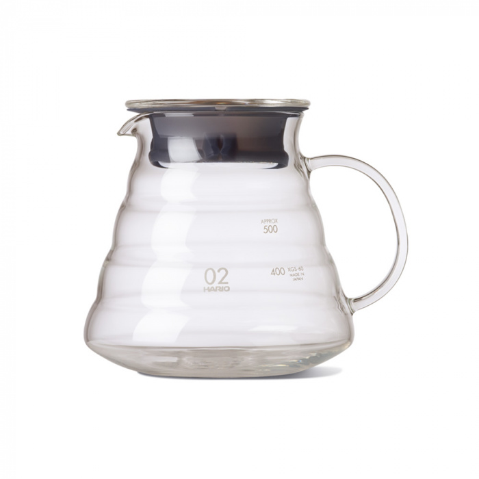"Dzbanek do kawy Hario ""Range Server V60-02"" 600ml"