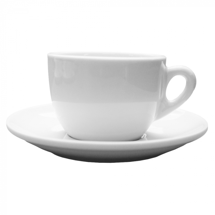 """Кофейная чашка Cup & Saucer """"Déjeuner Portugais Neutre"""""""