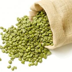"Unroasted coffee beans ""Brazil Sul de Minas"" 1kg."