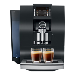 "Coffee machine ""Z6 Aluminium Black"""