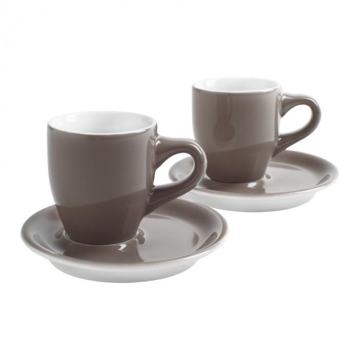 "Кофейные чашки Café Sommelier ""Espresso Taupe"""