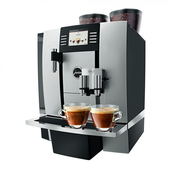 """Ekspres do kawy JURA """"GIGA X7"""""""